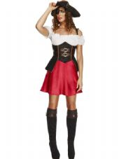 Fever Pirate Wench Costume